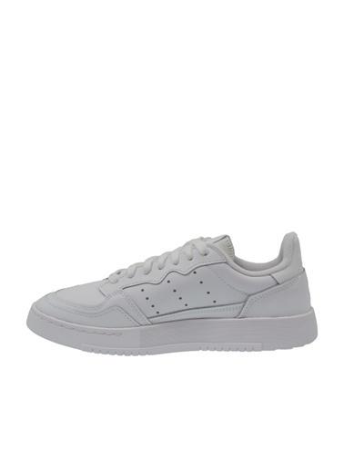 adidas Adidas Çocuk Günlük Spor Ayakkabı Ee7726 Supercourt J Beyaz